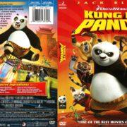 Kung Fu Panda (2008) R1 DVD Cover