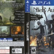 NieR: Automata (2017) NTSC PS4 Cover