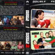 Daddy's Home Double Feature (2015-2017) R1 Custom DVD Cover