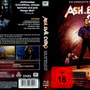 Ash vs Evil Dead: Season 1 (2015) R2 German Blu-Ray Cover