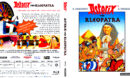 Asterix und Kleopatra (1968) R2 German Blu-Ray Covers