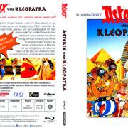 Asterix und Kleopatra (1968) R2 German Blu-Ray Covers