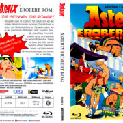 Asterix erobert Rom (1976) R2 German Blu-Ray Covers