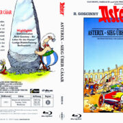 Asterix – Sieg über Cäsar (1985) R2 German Blu-Ray Covers