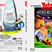 Asterix bei den Briten (1986) R2 German Blu-Ray Covers