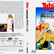 Asterix – Operation Hinkelstein (1989) R2 German Blu-Ray Covers
