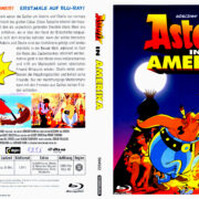Asterix in Amerika (1994) R2 German Blu-Ray Covers