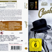 Casablanca (1942) R2 German Blu-Ray Cover