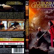 Die Chroniken des Geistertempels (2015) R2 German Blu-Ray Covers