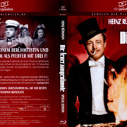 Die Feuerzangenbowle (1944) R2 German Blu-Ray Covers