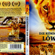 Die Königin der Löwen (2012) R2 German Blu-Ray Covers