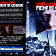 Friedhof der Kuscheltiere (1989) R2 German Blu-Ray Covers