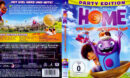 Home - Ein smektakulärer Trip (2015) R2 German Blu-Ray Cover