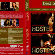 Hostel: Double Feature (2005) R2 German Blu-Ray Covers