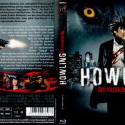 Howling – Der Killer in dir (2012) R2 German Blu-Ray Covers