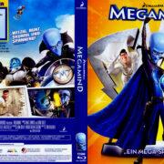 Megamind (2010) R2 German Blu-Ray Covers