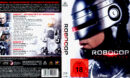 RoboCop Collection (1987) R2 German Blu-Ray Cover