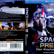 Space Prey - Der Kopfgeldjäger (2010) R2 German Blu-Ray Covers