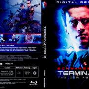 Terminator 2 – Tag der Abrechnung (1991) R2 German Blu-Ray Covers