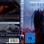 The Revenant – Der Rückkehrer (2015) R2 German Blu-Ray Cover