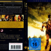Troja (2004) R2 German Blu-Ray Cover