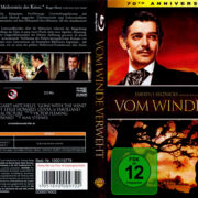 Vom Winde verweht (1939) R2 German Blu-Ray Cover