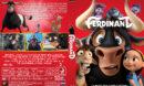Ferdinand (2017) R1 Custom DVD Cover & Label