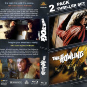 The Fog / The Howling Double Feature (1980-1981) R1 Custom Blu-Ray Cover