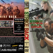Strike Back: Season 6 (2017) R1 Custom DVD Covers