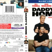 Daddy's Home 2 (2017) R1 Blu-Ray Cover