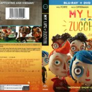 My Life as a Zucchini (2017) R1 Blu-Ray Cover