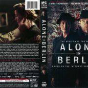 Alone in Berlin (2017) R1 DVD Cover