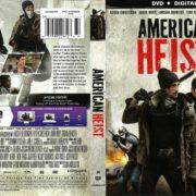 American Heist (2014) R1 DVD Cover