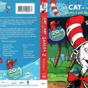 The Cat in the Hat Knows a Lot About That! Season 2 Volume 1 (2013) R1 DVD Cover