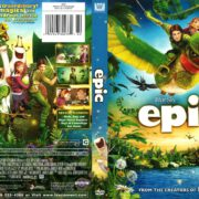 Epic (2013) R1 DVD Cover