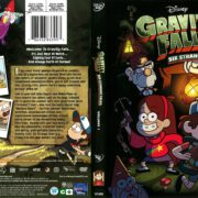 Gravity Falls Volume 1: Six Strange Tales (2013) R1 DVD Cover