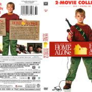 Home Alone 2-Movie Collection (1990-1992) R1 DVD Cover