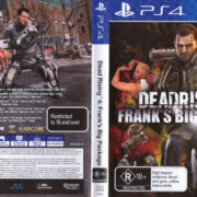 Dead Rising 4: Frank's Big Package (2017) PAL PS4 Cover