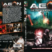 Aeon: The Last Vampyre on Earth (2014) R1 DVD Cover