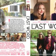 The Last Word (2017) R1 DVD Cover