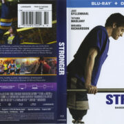 Stronger (2017) R1 Blu-Ray Cover & Label