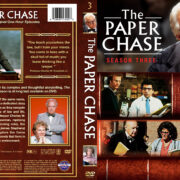 The Paper Chase – Season 3 (1985) R1 DVD Cover & Labels