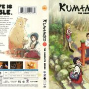 Kumamiko: Girl Meets Bear (2017) R1 Blu-Ray Cover