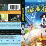 Napping Princess (2017) R1 Blu-Ray Cover