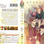 Orange (2016) R1 Blu-Ray Cover