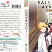 Rainbow Days (2017) R1 Blu-Ray Cover