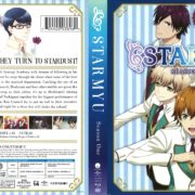Starmyu Season 1 (2017) R1 Blu-Ray Cover