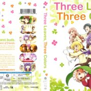 Three Leaves, Three Colors (2017) R1 Blu-Ray Cover