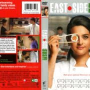 East Side Sushi (2015) R1 DVD Cover
