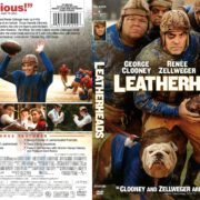 Leatherheads (2008) R1 DVD Cover